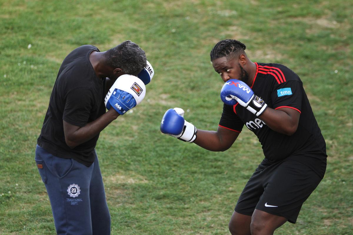 Tackling, sparring allowed in next stage for Britain's elite athletes