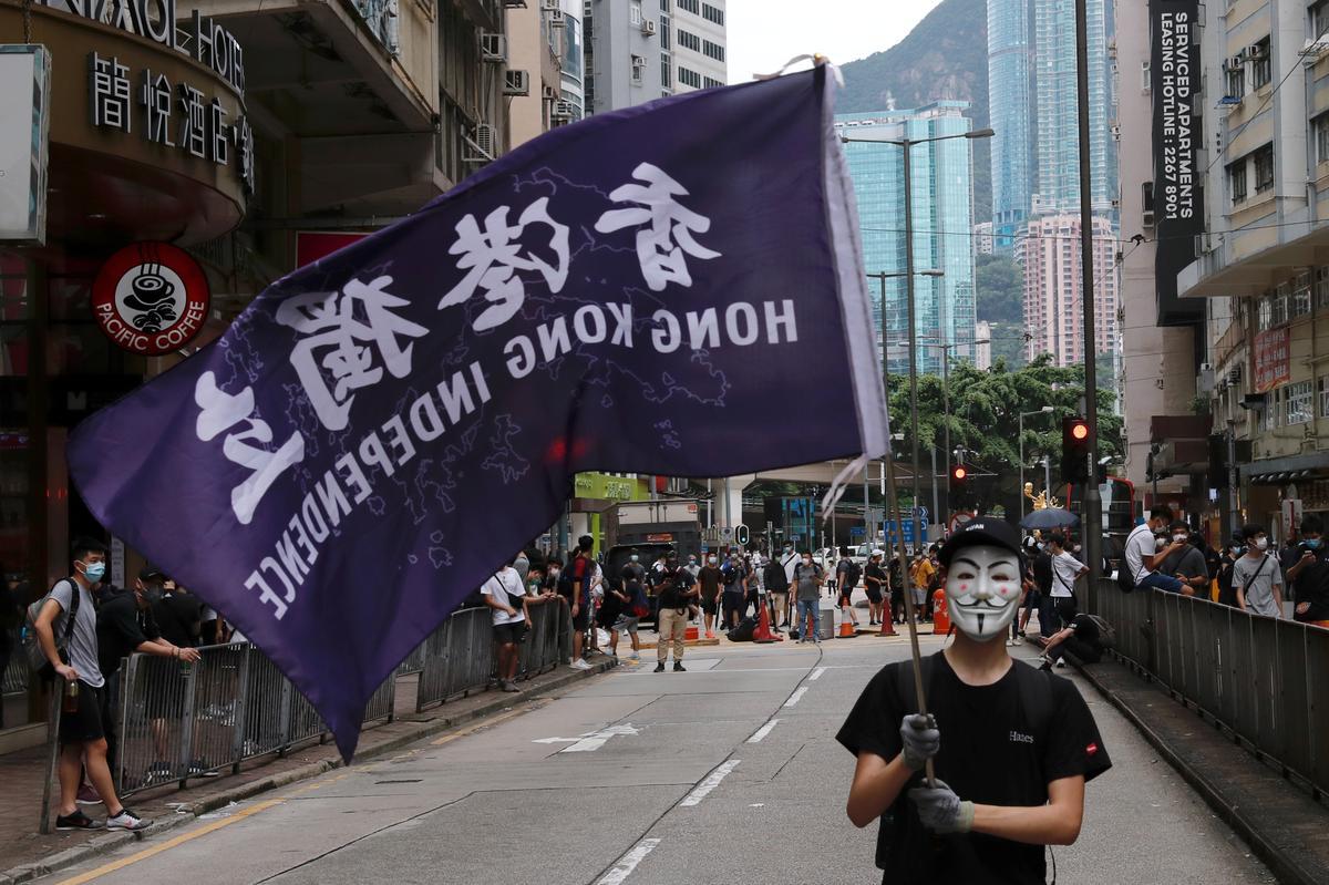 Hong Kong's security, police chiefs warn of growing 'terrorism' as national laws loom