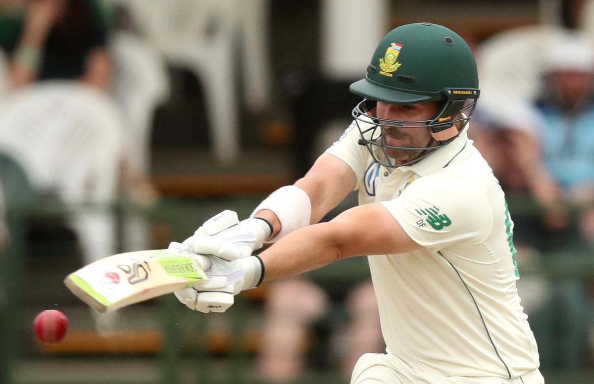 Elgar eyes South Africa test captaincy