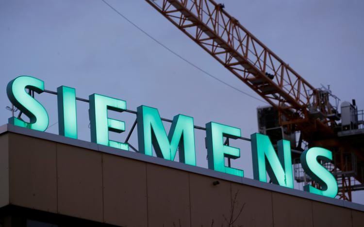 Siemens to initially keep 45% in Siemens Energy after spin-off: sources