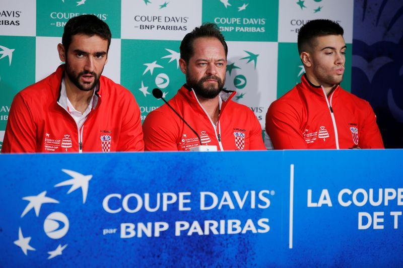 Cilic and Coric to join Djokovic's Balkan tour