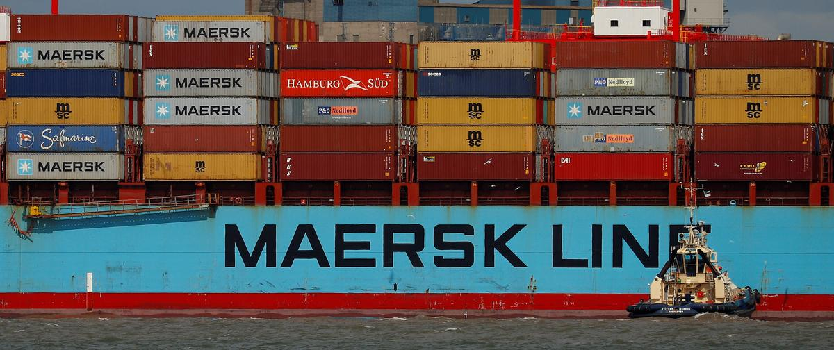 From bikes to blockchain: Shipping industry goes digital in lockdown