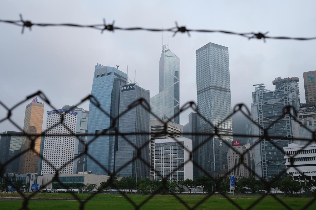 UK, U.S., Australia and Canada scold China over Hong Kong law