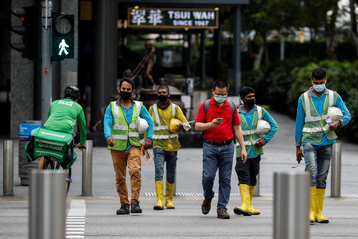 Singapore's health ministry confirms 506 more coronavirus cases