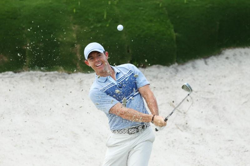 McIlroy, Rahm favored in PGA's return at Colonial