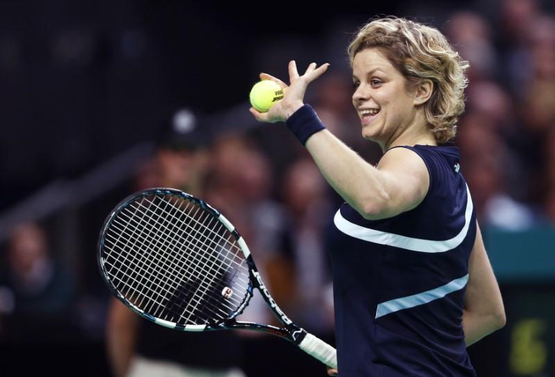 Tough for Clijsters to get back to top level, says Ivanovic