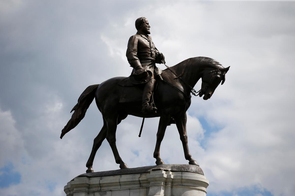 Virginia Gov. Ralph Northam Says Gen. Robert. E. Lee Statue in Virginia's Capital Will Come Down 'As Soon as Possible' as Protesters Topple Other Confederate Monuments Around the Country