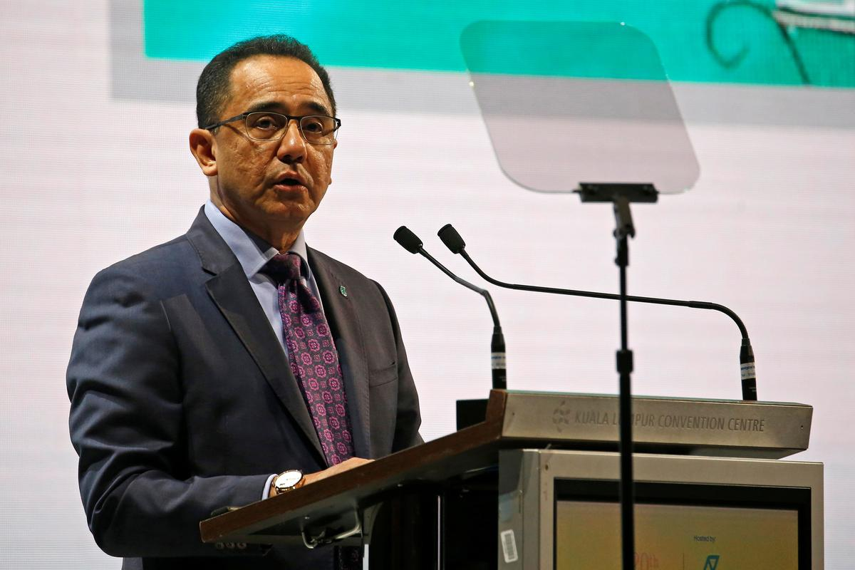 Malaysian prime minister names Petronas finance chief as new CEO