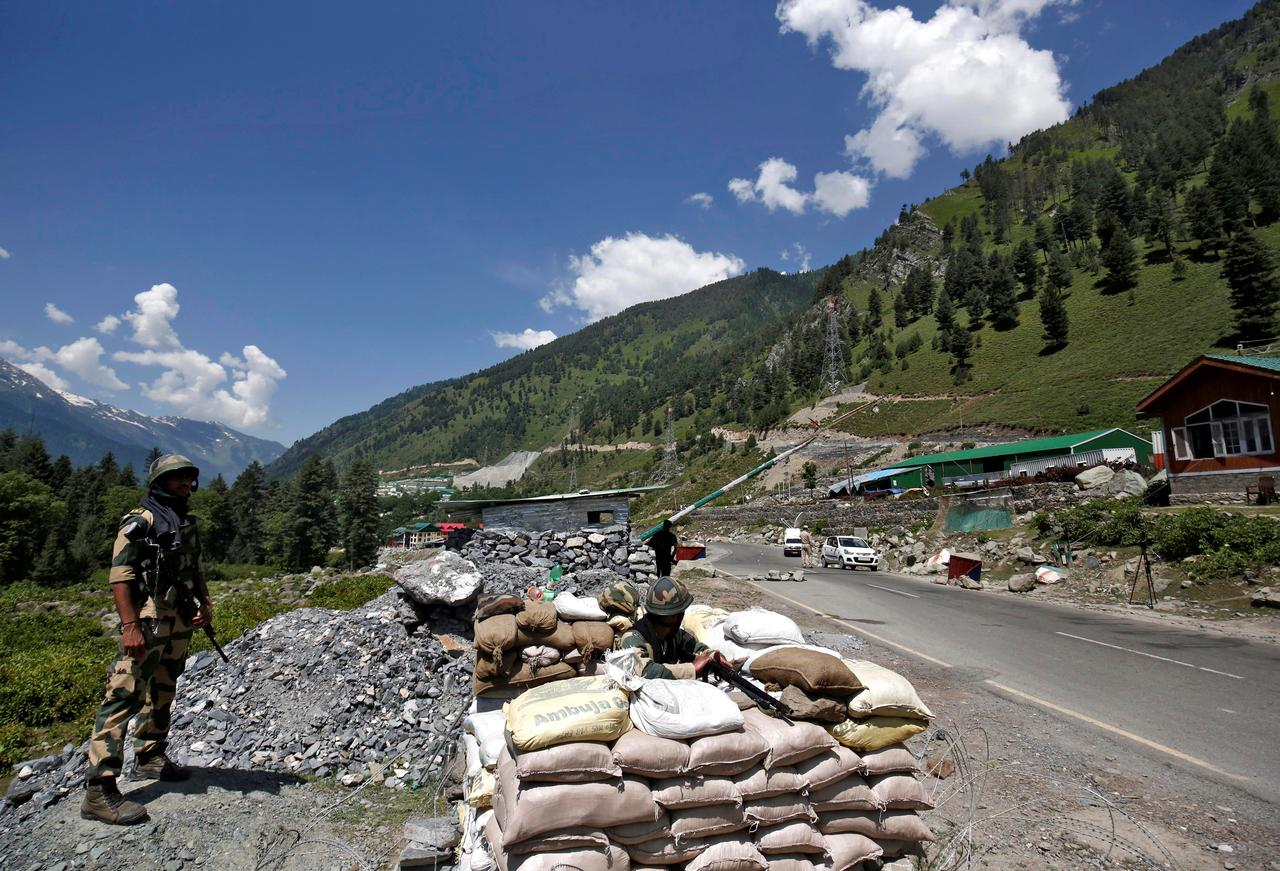 Indian, Chinese commanders hold parley on border, growing calls to ...