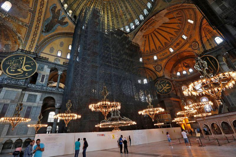 SAT-7 Explores Turkey's Christian Legacy
