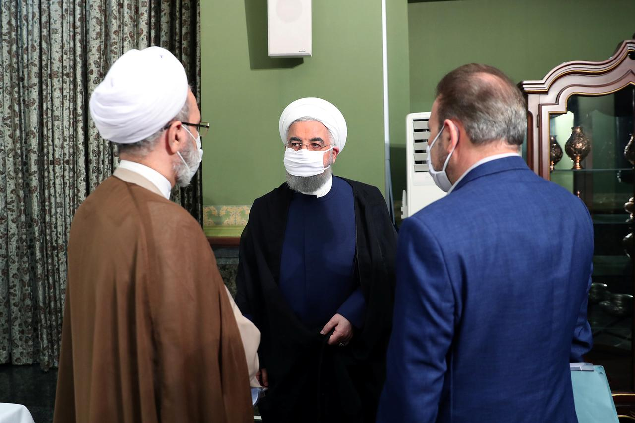Iran Imposes New Laws as Coronavirus InToll Rises