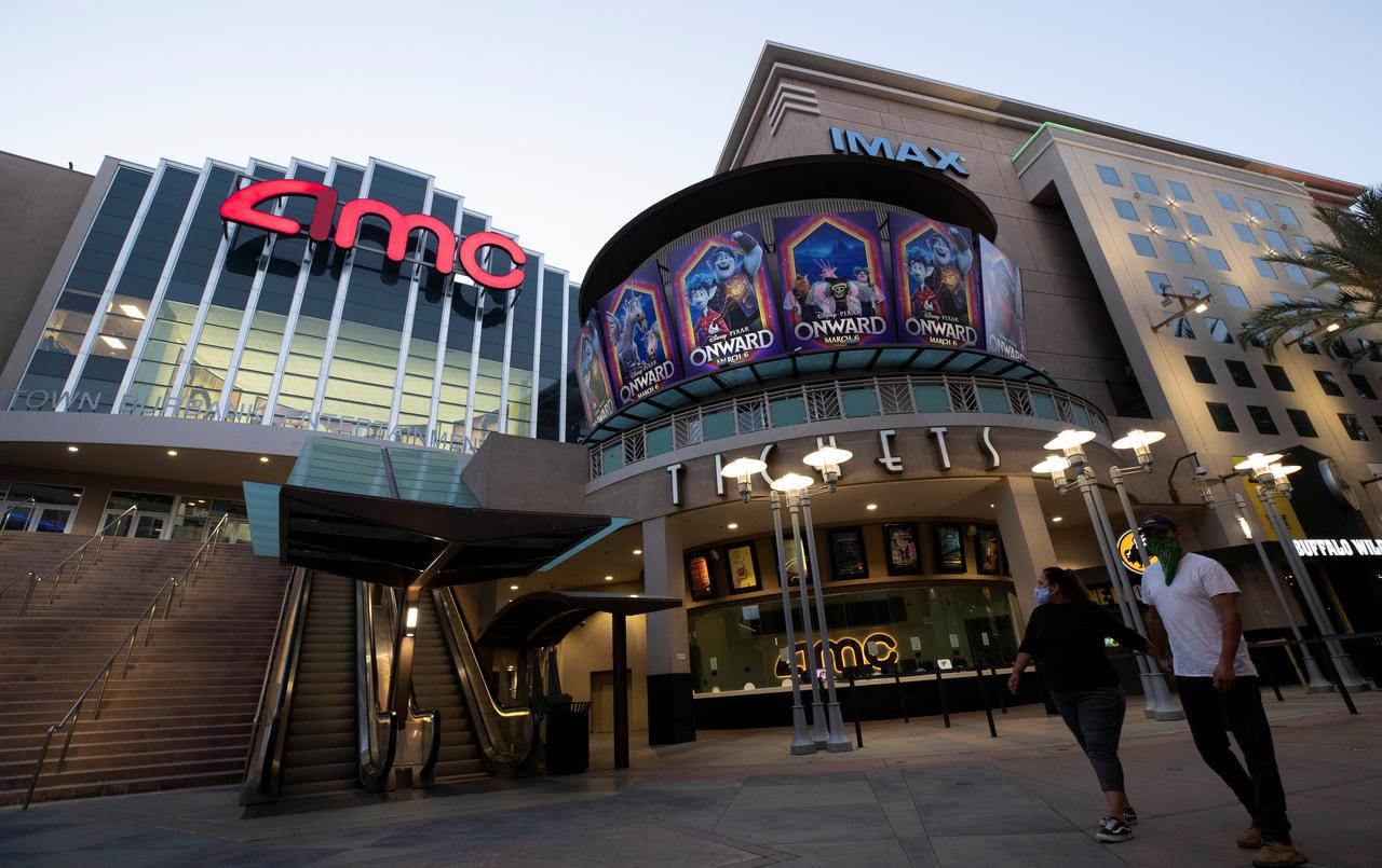 AMC Theatres Reopening with 15-Cent Tickets