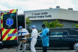 Coronavirus surges across America