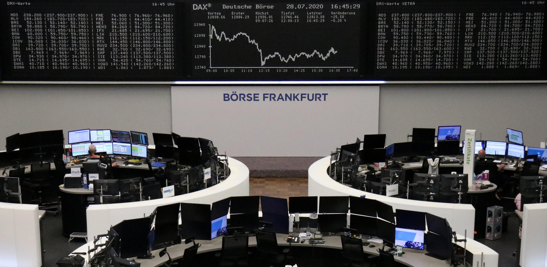 Earnings Drive Big Swings In European Stocks Ahead Of Fed Aydintepemedya Com
