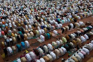 Celebrating Eid al-Adha in India