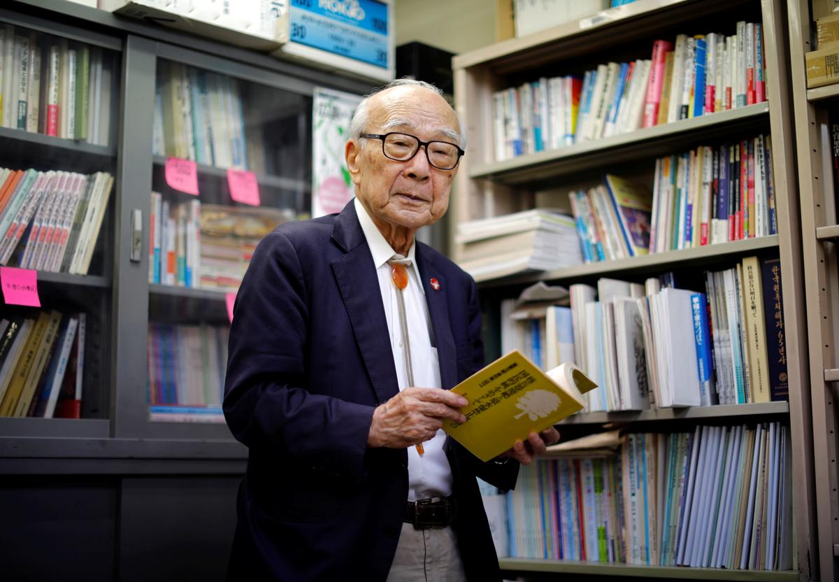 In milestone year, A-bomb survivor keeps up fight for nuclear disarmament