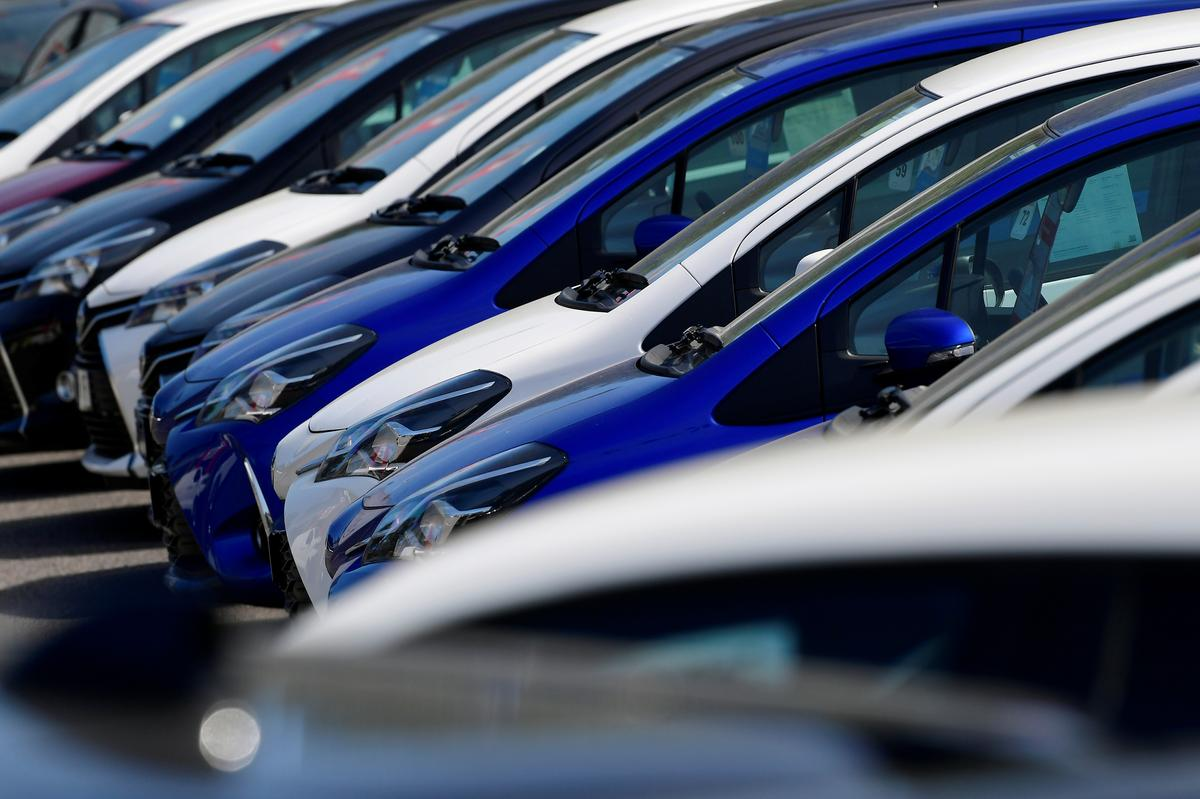 UK new car sales rise for first time in 2020 as dealerships reopen