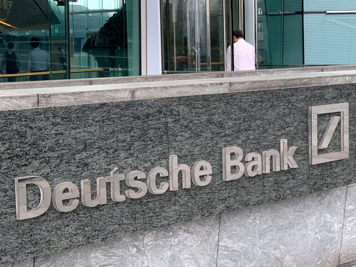 Deutsche Bank ups 2020 GDP outlook on faster COVID-19 recovery