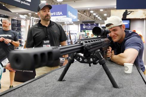 Inside the National Rifle Association's conventions