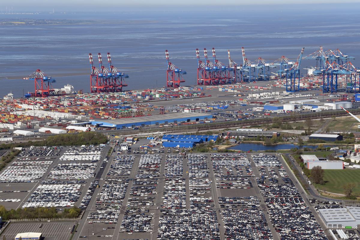 China demand fuels German export, production rebound