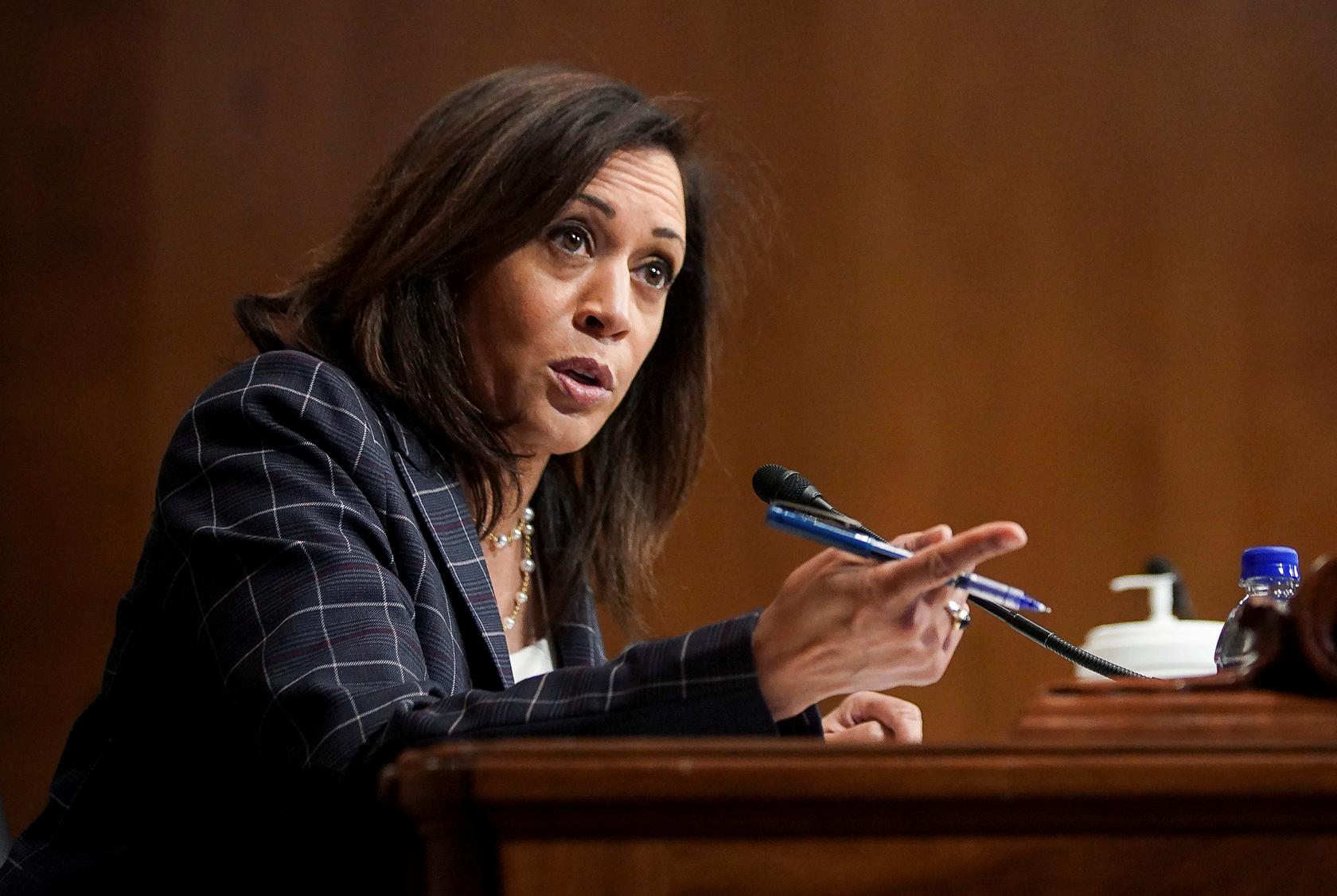 How Kamala Harris Found The Political Identity That Had Eluded Her Reuters