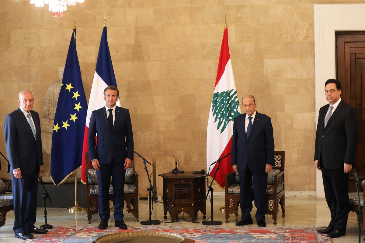 State of collapse: Can Lebanon's troubled leadership save the country?