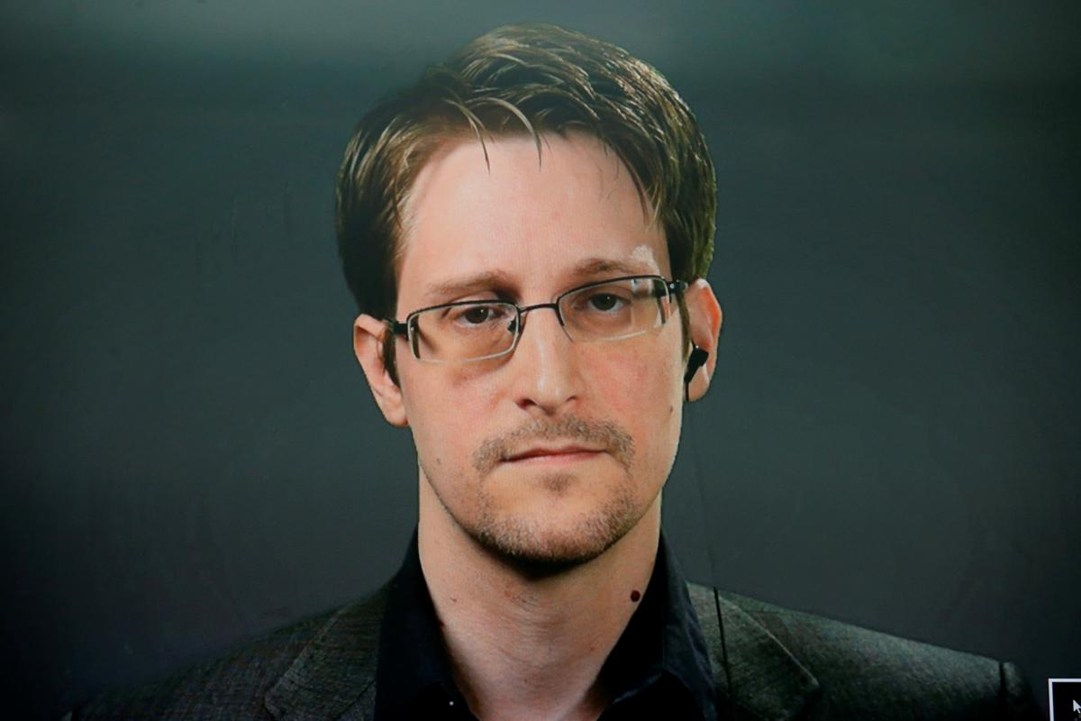 Trump says he is considering pardon for leaker Edward Snowden