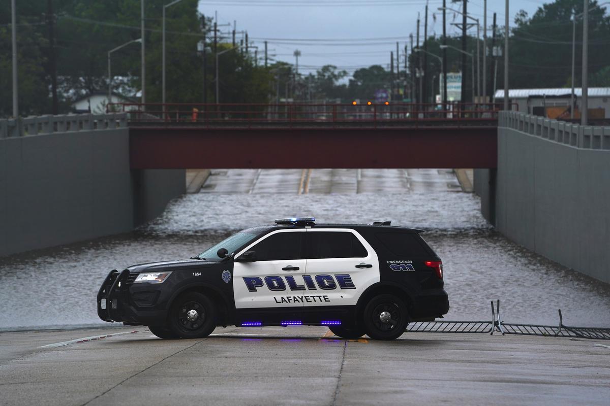 Hurricane Laura Devastates Lake Charles and Louisiana as It Barrels Inland