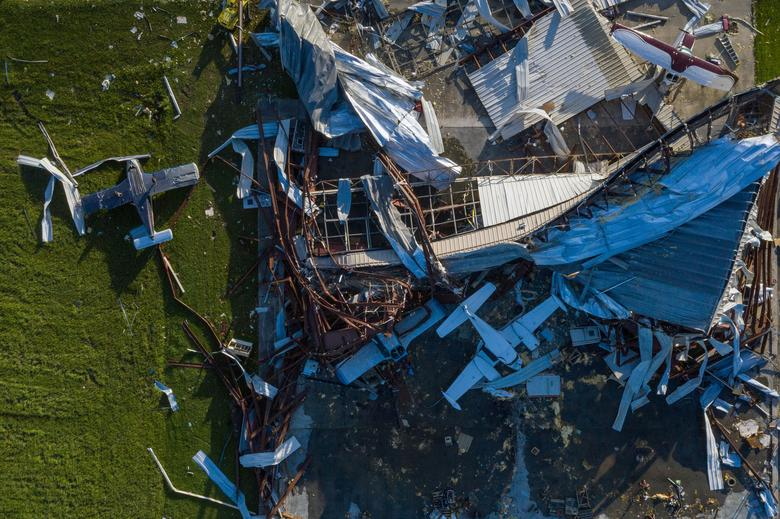Death Toll from Hurricane Laura in Louisiana Rises to 25