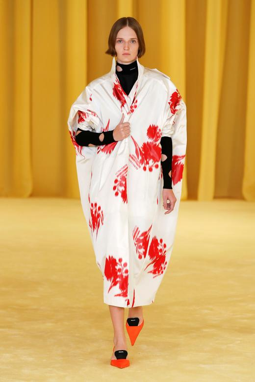 Prada. Courtesy of Prada/Handout via REUTERS