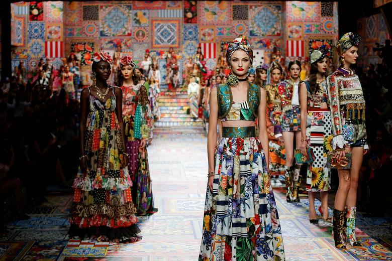 Dolce & Gabbana. Dolce & Gabbana/Handout via REUTERS