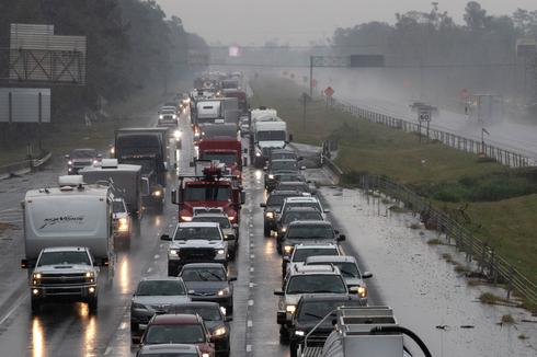 Storm-weary Louisiana braces for Hurricane Delta
