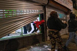 Unrest in Philadelphia after police fatally shoot Black man