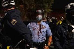Unrest in Philadelphia after police fatally shoot Black man