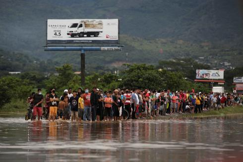 'Worst storm in decades': Hurricane Eta devastates Central America