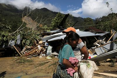 'Worst storm in decades': Central America reels from floods and landslides