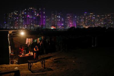 Celebrating Diwali, festival of lights