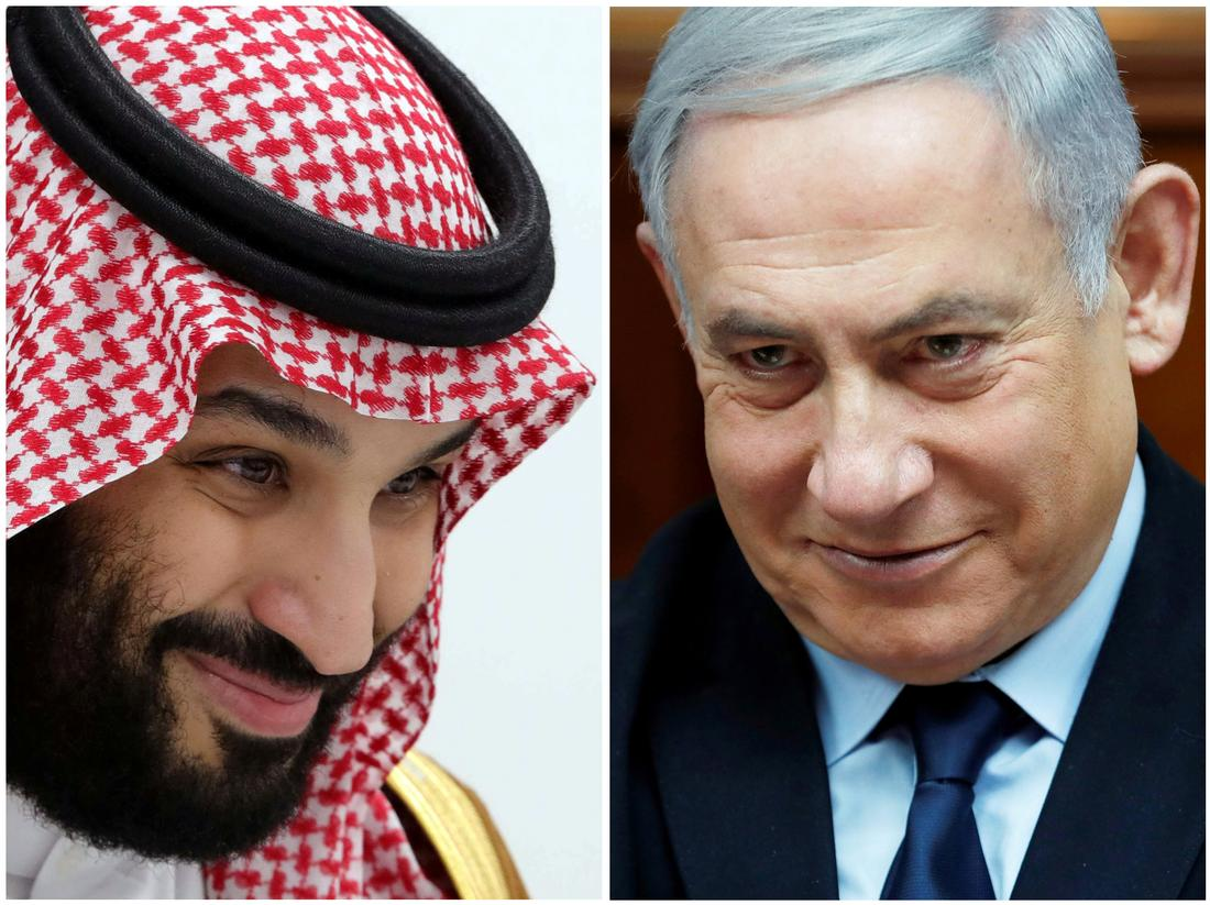 Netanyahu met Saudi crown prince, Pompeo in Saudi Arabia: Israeli minister