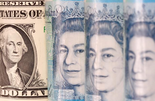 U.S. dollar inches up, pound gains after UK, EU strike Brexit trade deal