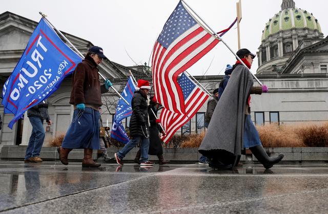 焦点:米共和党の戦略迷走、ペンシルベニア州が露呈した深い亀裂   Reuters
