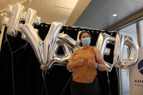 American adolescents get the COVID vaccine