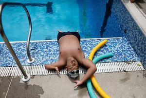 Venezuelan Paralympic swimmer dreams of winning medals in Tokyo
