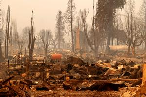 Dixie Fire incinerates swaths of northern California