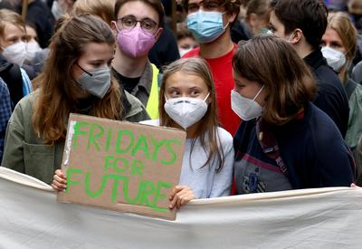 World's youth take to the streets in Fridays for Future climate protests